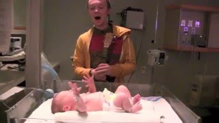 ''SONG FOR NEWBORN HALEY'' - UNCLE ERIC RIPPER