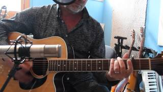 Mark Chadwick 'Red Sky' (Acoustic)