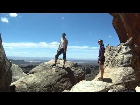 South Africa Rock Climbing and Safari