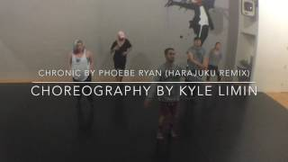 Chronic by Phoebe Ryan | Choreography by Kyle Limin