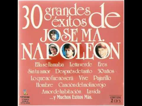 Melancolia de Jose Maria Napoleon Letra y Video
