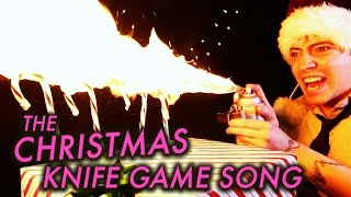 The CHRISTMAS Knife Game Song!