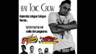 BARAKA SOM SISTEM FT. TOXIC CROW - WEGUE WEGUE REMIX.