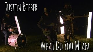 Justin Bieber - What Do You Mean (Cover by Melody Junky)