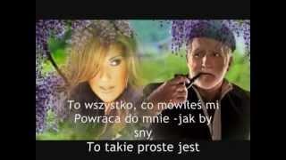 Celine Dion   Parler A Mon Pere GDY TATA PRZY MNIE JEST Karaoke