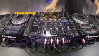 SKILLS DJ CHALLENGE - DEMO VIDEO