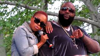 Rick Ross & Chrisette Michele - Aston Martin Music (Live at Central Park Summerstage)