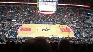 DC Wizards vs Milukee Bucks live game 12/26/16 Washington DC Verison Stadium