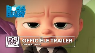 The Boss Baby | Officiële trailer 1 NL gesproken | 19 april 2017