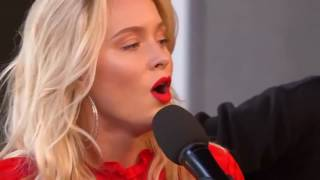 Zara Larsson - So Good (Acoustic) (Live at VFILES 2017)