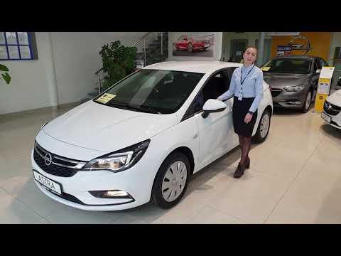 Opel Astra K Individual