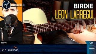 Birdie LEON LARREGUI Cover Guitarra Tutorial | Christianvib