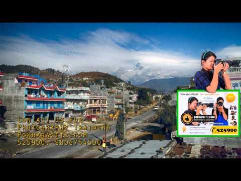 Pokhara, Photography Training, City, Mt. Fishtail