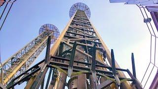 Islands Of Adventure Dr. Doom Fear Fall POV Universal Studios Florida