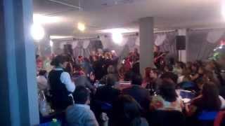 EVENTO SALON LOS ARCOS LOS HERMANOS CARRION Y PELIGROSOS DE TONY BATACA COACALCO EDO  DE MEX