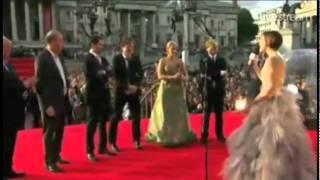 O discurso de Emma Watson na premiere de Londres - HP7 pt. 2
