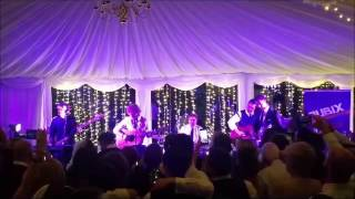 Ed Sheeran and Snow Patrol Join Rubix at Wedding Performance