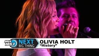 "Mix Next Big Thing: Olivia Holt ""History"""