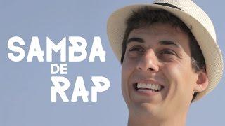 Samba de Rap (Clipe Oficial) - Fabio Brazza (prod. Rick Dub)