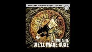 DJ MUTANTE - WE'LL MAKE SURE - ISR DIGI 019