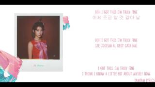 Palette - IU X G-Dragon Lyrics [Han,Rom,Eng]