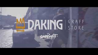 DAKING GRAFFITI CYPHER X LAPIZ ARTLOV/SPLIF/2012K feat LIRICISTAS