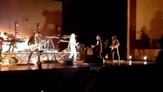 Pedro Abrunhosa — Para cima/para baixo live Forum Luisa Todi