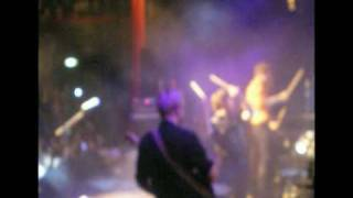 FRANZ FERDINAND feat Panico Percu at Les Inrock 2
