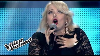 "Jelena Matula – ""Bang Bang"" - Przesłuchania w Ciemno - The Voice of Poland 8"