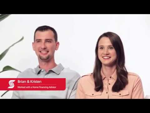 First time homebuyer - Brian & Kristen
