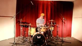 Ellie Goulding - Army - Elans (drum cover)