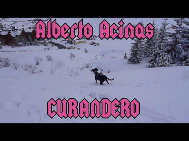 Alberto Acinas Curandero