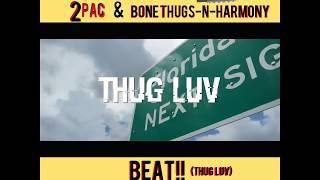Bone THUGS N HARMONY feat  2 Pac Thug Luv Remix Seckond Chaynce