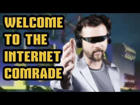 How should leftists use the internet? The Cyber-Comrade's Guide to Going Online