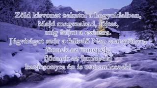 Zséda - Száncsengő csilingel (dalszöveg)