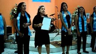 Coral de mulheres batista em piabas.AVI