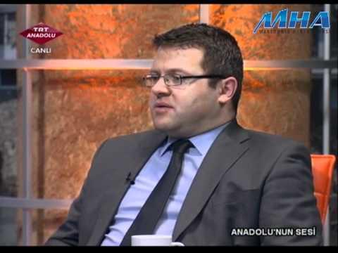 Mürteza Sulooca Anadolu'nun Sesi Programında Makedonya'daki Basın Hakkında Konuştu