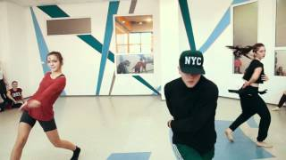 Stromae - Formidable.Contemporary by Илья Падзина. All Stars Workshop 02.2016