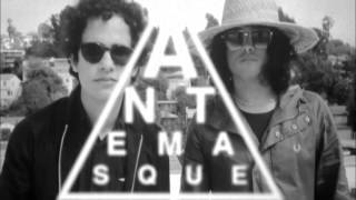 ANTEMASQUE - Drown All Your Witches