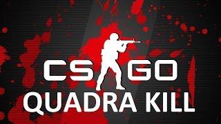 CSGO - 4 kills on de_dust 2 720p60
