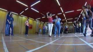 Dança Aveiro 8 Jun 2013 - Passo Bachata