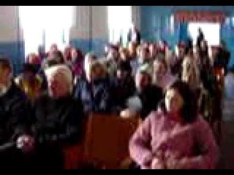 New Church Established in Ukrainian Village