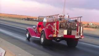 JELLY BELLY WHEELSTANDER at Yellowstone Drag Strip