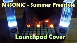 M4SONIC - Summer Freestyle (Launchpad Cover)