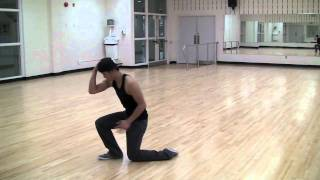 Just a Dream - Nelly - choreo/freestyle by Axel Villamil