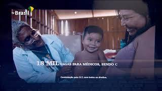 Cerimônia de lançamento do programa Médicos pelo Brasil