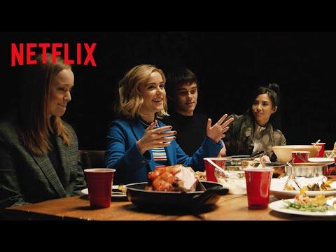 Let It Snow Cast Get Together for Friendsgiving   Netflix