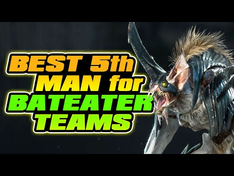 Knowing Your Options for BatEater Clan Boss Teams I Raid Shadow Legends