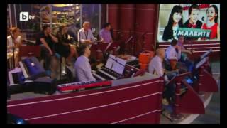 Шоуто на Слави: Г-н Андреев направи шега на Иван Стоянов (смях)