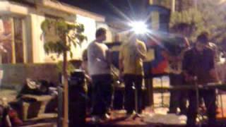 """Los Margina2 - Quien se ha tomado todo el vino """"Live BP"""""""